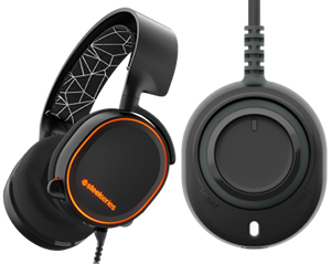 Steelseries Acrtis 5 with ChatMix dial